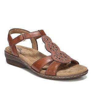 💙Soul Naturalizer Belle Leather Sandals Size 8